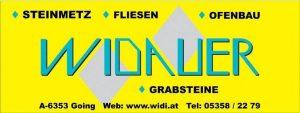 Logo Widauer